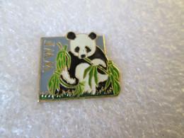 PIN'S   ANIMAUX   WWF  PANDA  Email Grand Feu - Animali