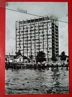 KOV 411-2 - AMSTERDAM - Netherlands, Havengebouw, Restaurant - Amsterdam