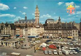 CPSM Lille-Place Du General De Gaulle      L132 - Lille