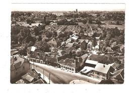 CPA 10 En Avion Au Dessus De PONT Ste MARIE Rôtisserie LES TONNELLES Vue Panoramique Sur Troyes - Non Classés
