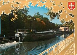 CPSM Lille-Le Canal De La Deûle    L132 - Lille