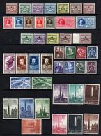 43 Vall. TL / STL (con A. UPU) = € 316,50 - Unused Stamps