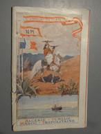 Guide Ca 1900 COMPAGNIE NAVIGATION MIXTE Lignes De La Méditerranée Algérie, Tunisie  .............. 201215-48 - Otros