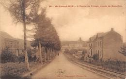 CPA -  Belgique, HAN -sur- LESSE,  L'Entrée Du Village,  Venant De Rochefort - Rochefort