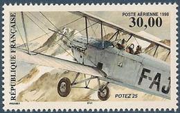 France - PA 62  - Potez 25 - 1960-.... Mint/hinged