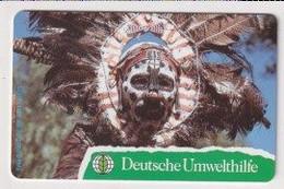 TK 30400 GERMANY - Chip O1120 06.94 3.400 DTMe Deutsche Umwelthilfe MINT ! - O-Series : Series Clientes Excluidos Servicio De Colección