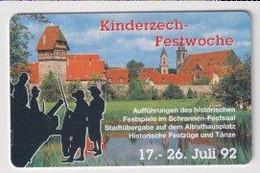 TK 30402 GERMANY - Chip K768 02.92 4.000 DPR Dinkeslbühl MINT ! - K-Series : Serie Clientes