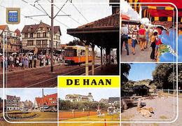 De Haan - Coq S Mer -Multi Vues (tram Tramway) - De Haan