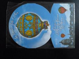 FV - Collector Sous Blister Non Ouvert - L'Histoire Des Montgolfieres Et Ballons - 10 TVP Lettre Verte - Collectors