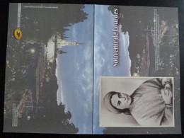 FV - Collector  - Souvenir De Lourdes  - 10 TVP Lettre Monde - Collectors