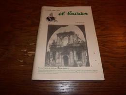Revue En Wallon El Bourdon Oct 1988 409 54 Pages 110gr - Poetry