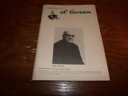 Revue En Wallon El Bourdon Nov  1988 410 Remy Devogel 54 Pages 110gr - Poetry