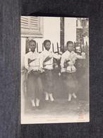 Cambodia Phnom-Penh Danseuses Musiciennes__(5164) - Camboya