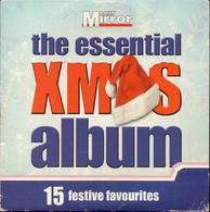 THE ESSENTIAL XMAS ALBUM [DAILY MIRROR PROMOTIONAL PROMO CD] GOOD CONDITION CHRISTMAS SONGS MUSIC CAROLS - Kerstmuziek