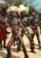 CPSM Afrique En Couleurs-Danseurs Du Groupe Médy    L133 - Unclassified