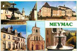 19 - Meymac - Multivues - CPM - Voir Scans Recto-Verso - Other Municipalities