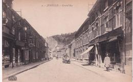 Jemelle - Grand'Rue - Animée - Edit. Henri Georges, Bruxelles N° 4 - Rochefort