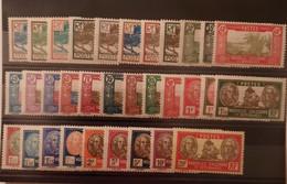 Nouvelle-Calédonie (New Caledonia) N°139/161 **TB Cote 72€ - Ongebruikt