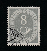 Bundesrepublik Deutschland - 1951 - Mi. 127 Gestempelt (D885) - Usados