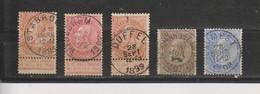 Postzegels Gestempeld - Sammlungen