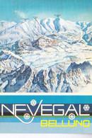 21-3519 NEVEGAL BELLUNO - Belluno