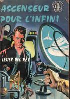 Ascenseur Pour L'infini Par Lester Del Rey - Daniber N°10 (illustration : Jeff De Wulf ) - Daniber