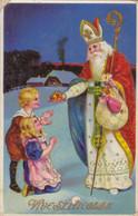 Vive St Nicolas, Santa Claus, Sinterklaas (pk75720) - Saint-Nicholas Day