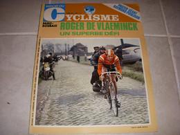 MIROIR Du CYCLISME 154 04.1972 PARIS ROUBAIX DE VLAEMINCK HEZARD POULIDOR - Sport
