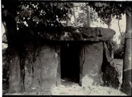 49 : Saumur - Dolmen De Bagneux - Très Belle Photo (9cm X 6,5cm) - 1905 - (voir Scan) - Saumur
