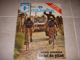 MIROIR Du CYCLISME 184 04.1974 PARIS ROUBAIX DE VLAEMINCK MOSER VAN LOOY - Sport