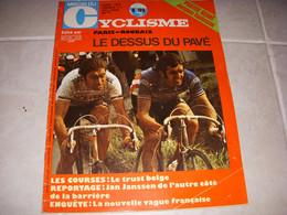 MIROIR Du CYCLISME 199 04.1975 PARIS ROUBAIX DE VLAEMINCK MERCKX JANSSEN - Sport