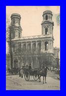 Paris , Saint Sulpice    ( Scan Recto Et Verso ) - Iglesias