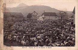 V12 96Hys  Suisse Bulle Foire De La St Denis - FR Fribourg