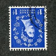 GB 968 1955  Mi.# 283z  Offers.. Angebot Wilkommen! - Gebraucht