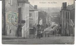 Le Creusot - Rue Des écoles - Le Creusot