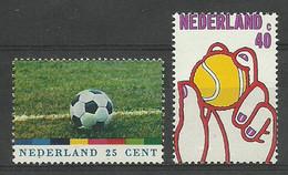 Netherlands 1974 Mi 1030-1031 MNH ( ZE3 NTH1030-1031 ) - Autres