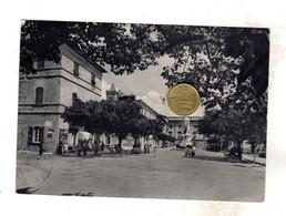 Sarzana La Spezia Piazza Garibaldi Viaggiata 1953 - La Spezia