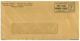 (BB 2) Canada - Bank Of Canada Business - 1st Class Cover - Ottawa - Sonstige
