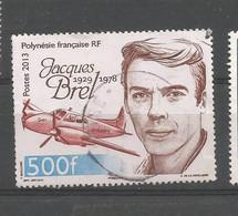 1022  JACQUES BREL     (clacamerou19) - Used Stamps