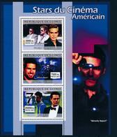 NN - [400950]TB//**/Mnh-NN-Guinée 2006 - Stars Du Cinéma Américain, George Clooney, Brad Pitt, Tom Cruise - Cinéma