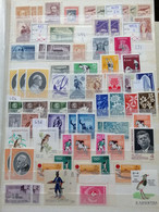Argentine Une Collection Dans Un Classeur Timbres Neufs** 1930/2008 Cote 930€ - Collections, Lots & Séries