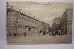 SAINT - DIZIER   - Avenue De La Gare - Saint Dizier