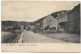 YVOIR-FIDEVOYE : Vue Générale (avant 1905) - Yvoir