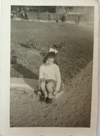 №s180  Photography Of Girl, Child - 1960's Old FOTO PHOTO - Anonymous Persons