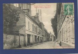27 ÉVREUX / Rue Du Meilet / Hôtel Des Postes Et Télégraphes. - Evreux