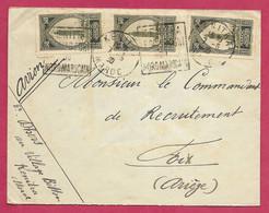 Maroc-Enveloppe Avec Cachet Daguin De Kenitra - Cartas