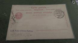 Carte (cachet De Montreux) - 1991. - Correo Ferroviario