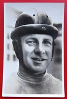 Cpa Photo Leon VANDERSTUYFT Stayer  Champion Du Monde 1922 - Ciclismo