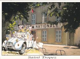 Cote D Azur Saint Tropez - Humour