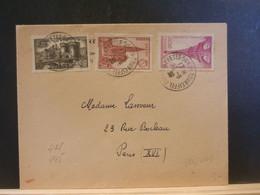 92/448 LETTRE FRANCE 1939 - Cartas